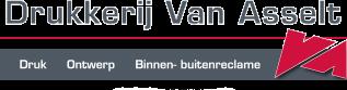 Logo Drukkerij van Asselt